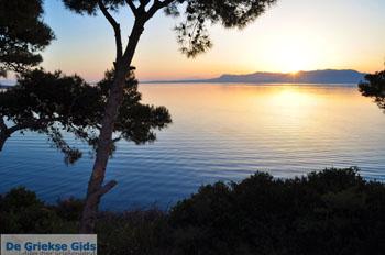 Zonsopgang gezien vanop Agkistri | Aan de overkant Aegina | Foto 3 - Foto van De Griekse Gids