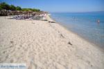 Golden Beach bij Pefkochori   Kassandra Chalkidiki   De Griekse Gids foto 8