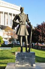 Standbeeld Pavlos Melas   Thessaloniki Macedonie   De Griekse Gids foto 1 - Foto van De Griekse Gids