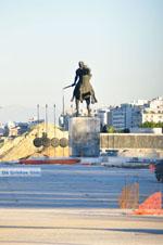 Standbeeld Alexander de Grote   Thessaloniki Macedonie   De Griekse Gids foto 1 - Foto van De Griekse Gids