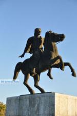 Standbeeld Alexander de Grote | Thessaloniki Macedonie | De Griekse Gids foto 5 - Foto van De Griekse Gids