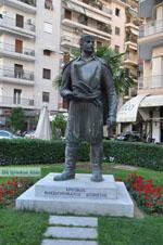 Standbeeld Kretenzer strijder| Thessaloniki Macedonie | De Griekse Gids foto 1 - Foto van De Griekse Gids