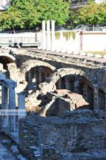 De oude markt - Romeinse forum | Thessaloniki Macedonie | De Griekse Gids foto 4 - Foto van De Griekse Gids