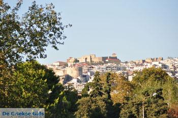 Kasteel bovenstad   Thessaloniki Macedonie   De Griekse Gids - Foto van De Griekse Gids