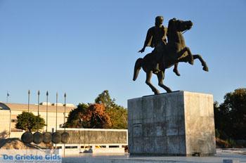 Standbeeld Alexander de Grote | Thessaloniki Macedonie | De Griekse Gids foto 6 - Foto van De Griekse Gids