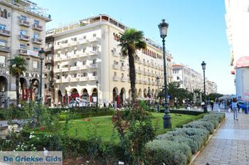 Aristoteles Plein | Thessaloniki Macedonie | De Griekse Gids foto 1 - Foto van De Griekse Gids