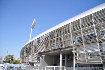 Stadion voetbalclub Iraklis | Thessaloniki Macedonie | De Griekse Gids foto 44 - Foto van De Griekse Gids