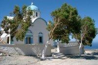 Karpathos, Kerk boven Pigadia