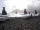 storm on plakias beach - Foto van R.Tousain